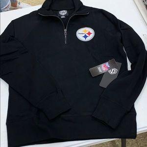 Steelers Quarter zip